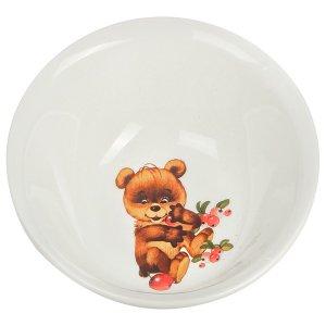 Салатник 250 мл медвежонок